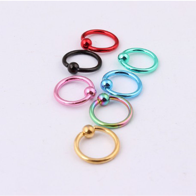 2 Pcs Lot Cheap Multifcution Nose Rings Amp Studs Tragus