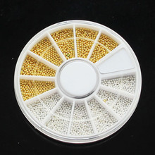 Zx: materials mm decorations all nails beads wheel metal gold silver