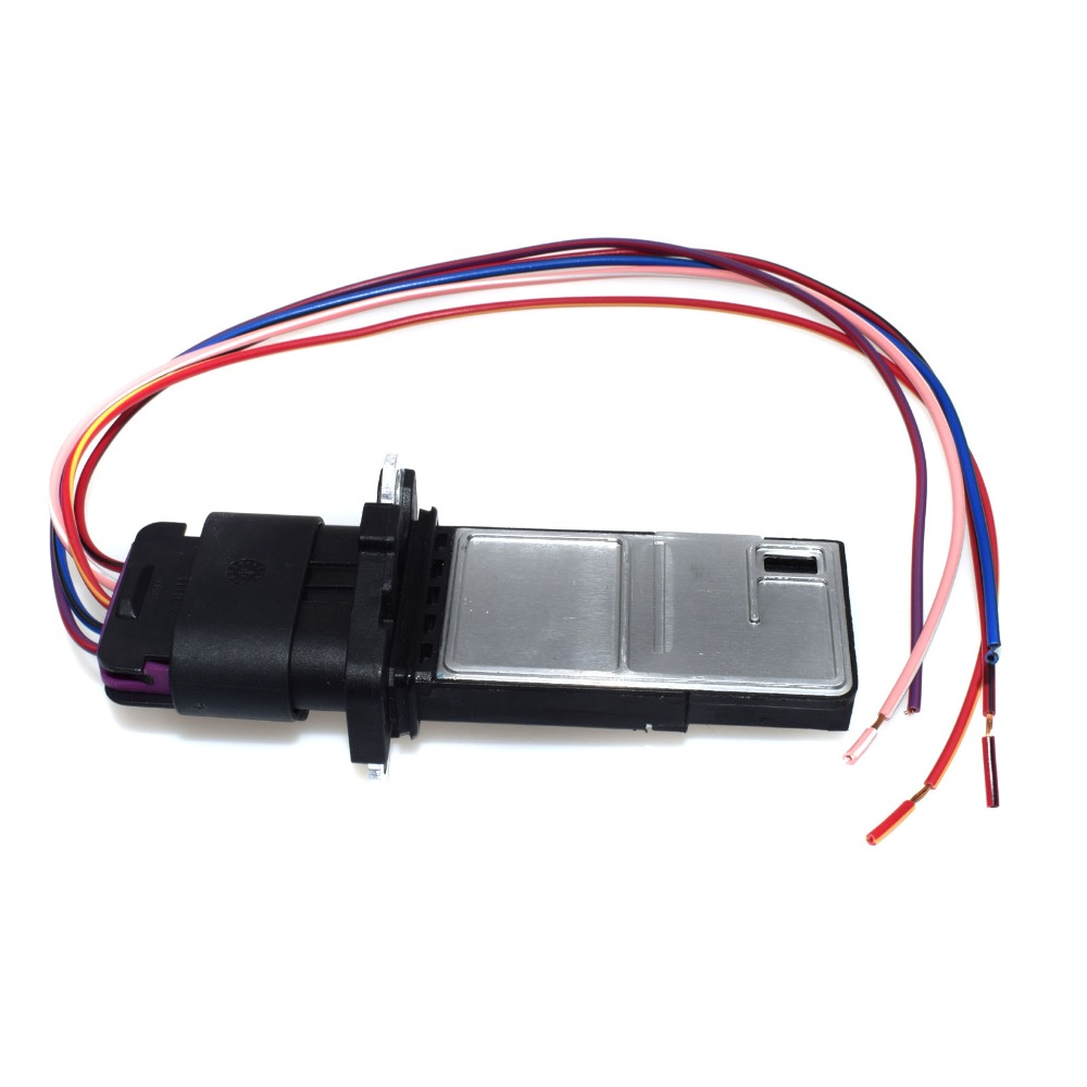 hight resolution of isance mass air flow sensor maf wiring harness 15865791 213 4222 for chevrolet buick cadillac chevy gmc saturn in air flow meter from