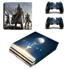Game Destiny 2 PS4 Pro Skin Sticker Vinyl Decal