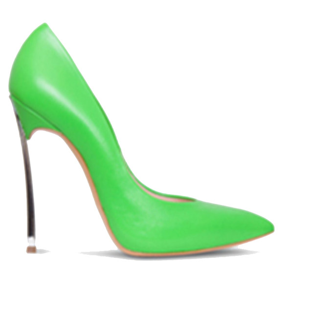 0d942435a9ad Brand Shoes Woman Red High Heels Pumps 12CM Women Wedding Shoes Black Nude  orange yellow white slip-on Shoes pointed toe 12cm