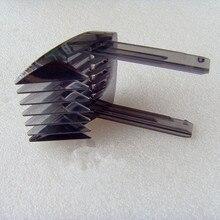 1 stücke 7-24mm Haar Clipper Kamm für Philips HC7460 HC9450 HC9490 HC9452 Haar Cutter Trimmer Bart Kamm haarschnitt Styling Werkzeug