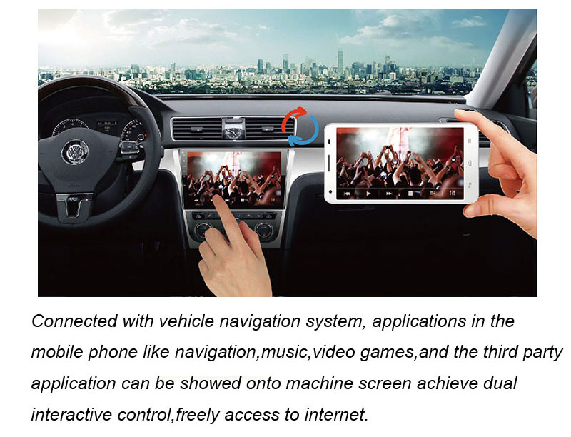 Android 7.1 Car Radio Video Player for Toyota RAV4 2008-2011 DVD GPS