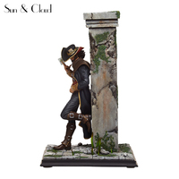 2016 New Style LOL Game League Of Legend Twisted Fate Action Figure Pvc Decoration Color Japanese