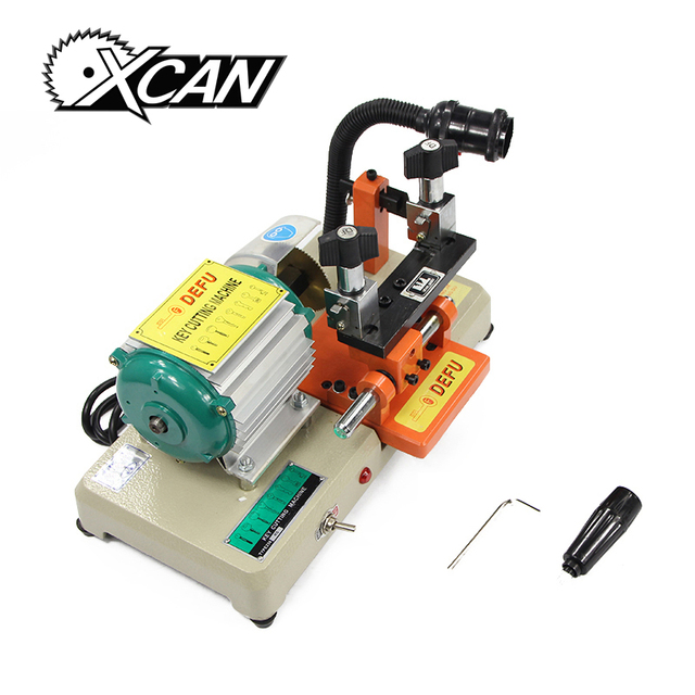 New Price XCAN 238RS key cutting machine for copy keys locksmith tools duplicate machine lock picks key cutter