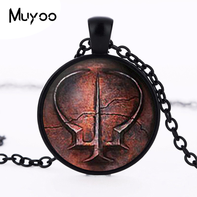 Steampunk brotherhood of blood pendant dark souls ii necklace glass steampunk brotherhood of blood pendant dark souls ii necklace glass dome pendant necklace gift men women aloadofball Choice Image