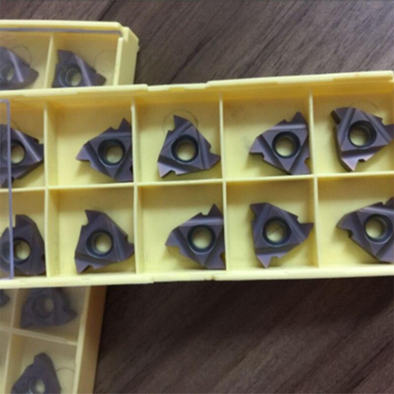 10pcs 22IR N60 VP15TF 3.5-5.0  Therading Turning Tool 22IR N60- SNR HOLDER