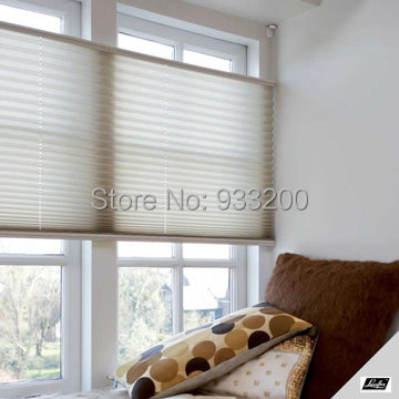 window pleated plisse shadeslight fabric - Top Down Bottom Up Blinds