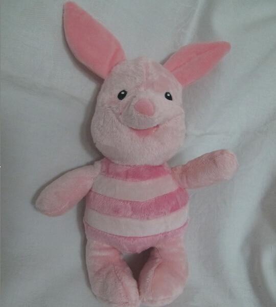 Original Rare Soft Piglet Pig Stuff Animal Plush Toy Doll Baby Children Birthday Gift