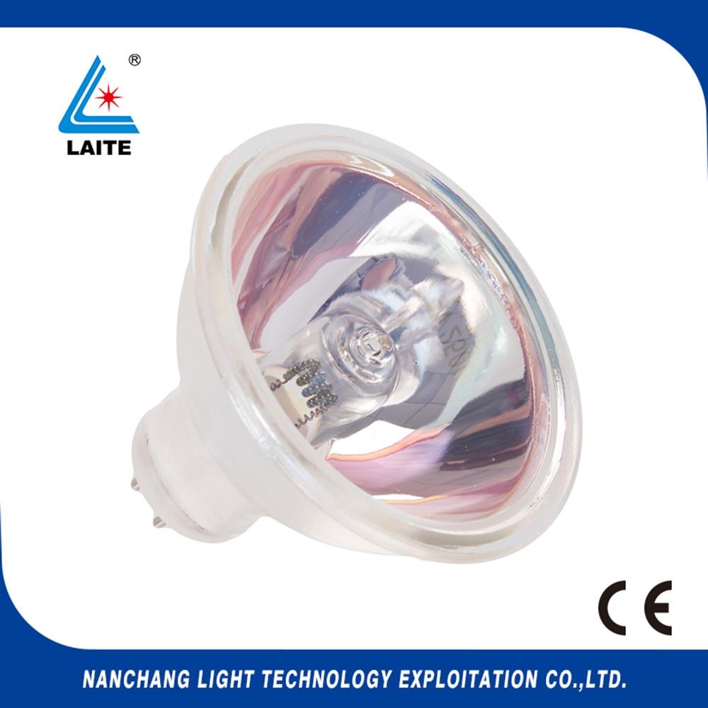 24V150W GZ6.35 MR16 hladký reflektor mikroskop světelný zdroj 24v 150w halogenová lampa doprava zdarma-10ks