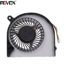 Nuevo ventilador de refrigeración para ordenador portátil CLEVO H840 W840 Original PN AB07505HX070B00 radiador enfriador de CPU