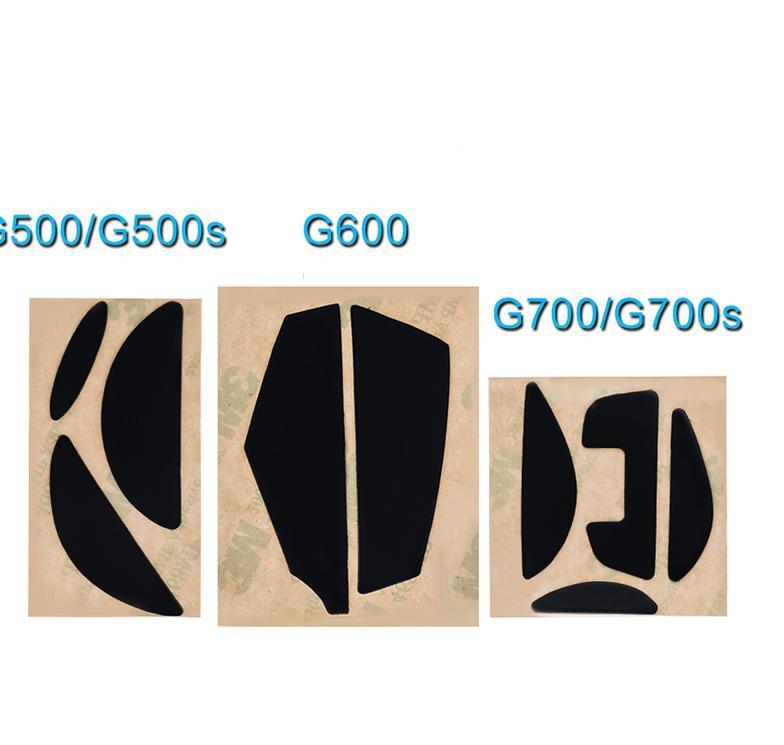 US $1 79 |Mouse Skates / Mouse Feet for Logitech G700 G700S / G600 / G500  G500S MX1000 / MX5000 / MX610 / MX620 0 6MM 3M Teflon 1set-in Mouse Pads