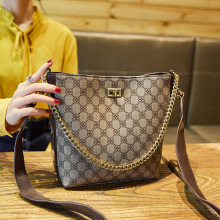 Luxury Brand Designer Women bag Bucket Bag PU Leather Shoulder Bags Ladies Crossbody messenger Handbag все цены