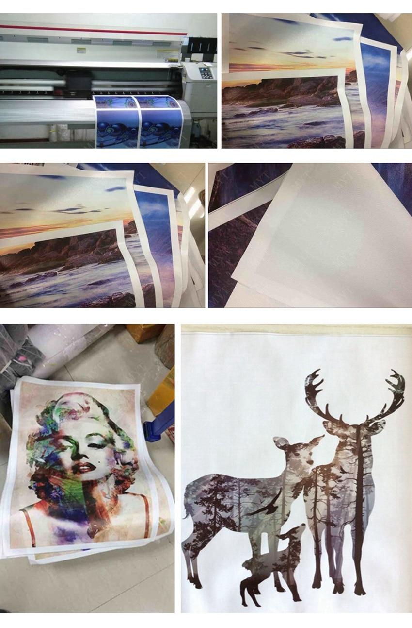 Arte de la pared Personalizado HD Imprimir Pintura Marco de Imagen 5 ...