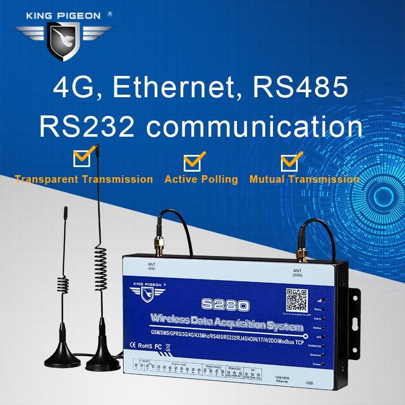 Trådløst LoRa Data Acquisition System GSM SMS Remote Controller - Sikkerhed og beskyttelse - Foto 4