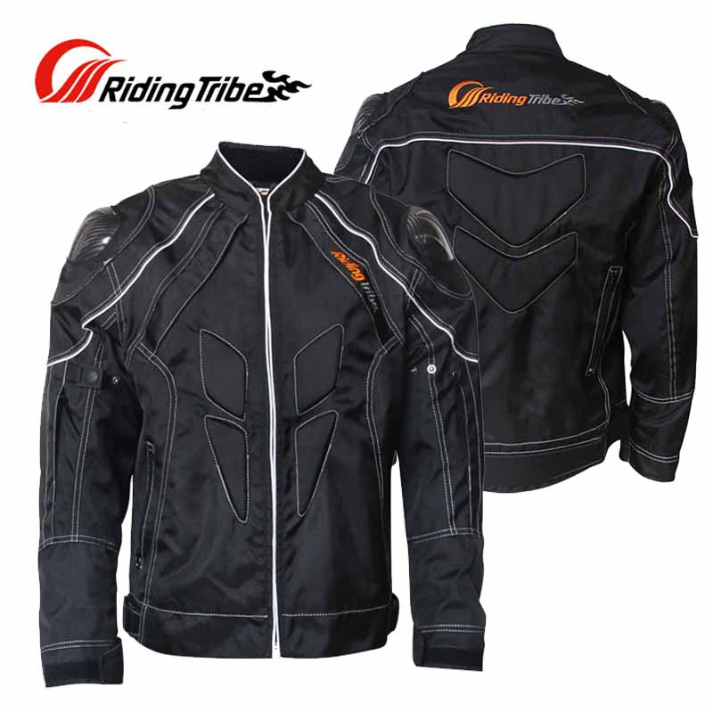 2017 New Winter Warm man Riding Tribe motorcycle jacket with carbon fiber shoulder windproof moto protection jackets size M-XXXL winter professional motorcycle jacket with shoulder