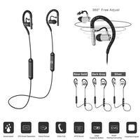 S 503 Wireless Bluetooth Earphone Ear Hook Apt x HIFI Waterproof Active Noise Cancelling Earhook Sport Headphone For Xiaomi