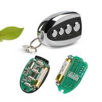remote key QIACHIP 433mhz DC 12V 4 CH Button RF Wireless Copy Code Duplicator For Garage Door Opener Clone Key Fob Remote Control Switch (3)