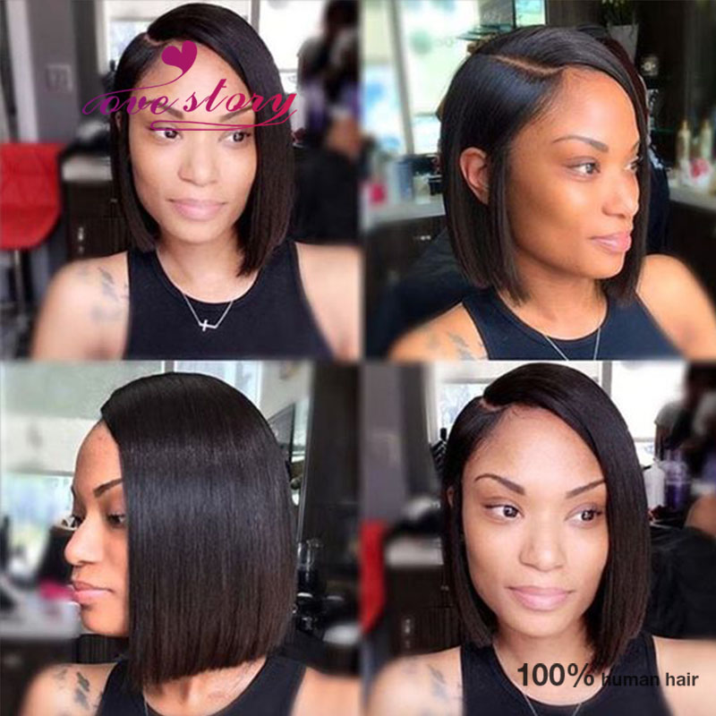 Blunt Cut On Black Girl