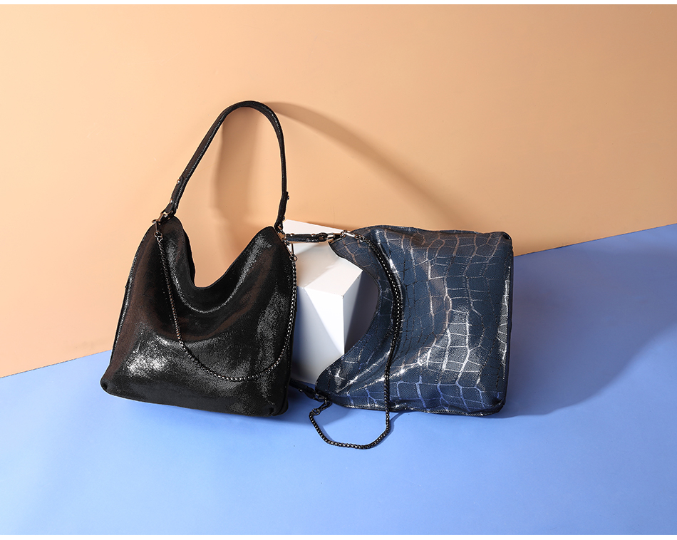 Mais real bolsas femininas couro genuíno moda