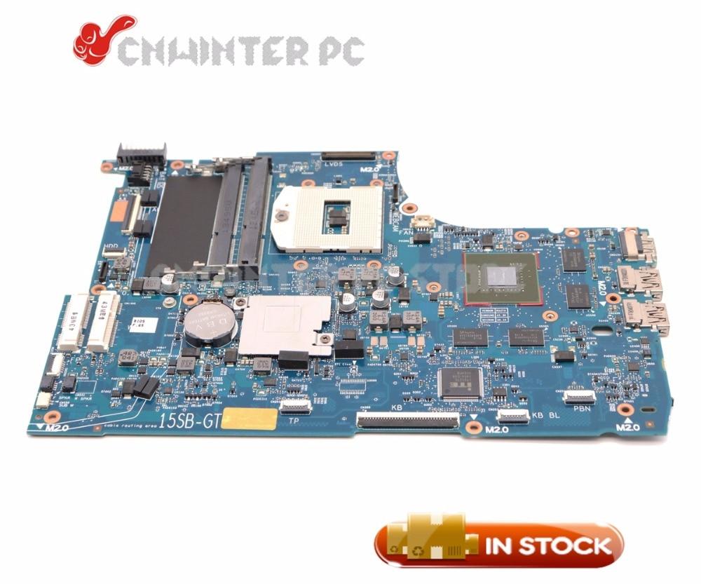 купить NOKOTION 741653-501 741653-001 For HP Envy 15-J105TX 15-J Laptop Motherboard HM86 DDR3L GT750M 2GB Video card по цене 6051.78 рублей