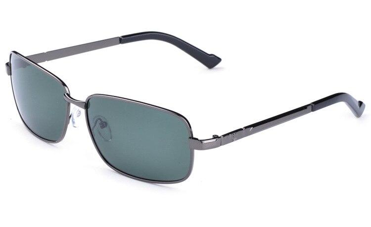 =CLARA VIDA= Myopia sun glasses men rectangle quality Custom Made Nearsighted Minus Prescription Sunglasses Polarized -1 To -6