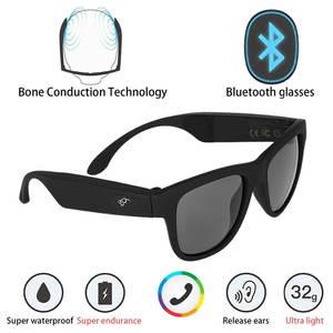 9b2b97e5a87 Health Sports Wireless Headphones   Microphone G1 Polarized Sunglasses