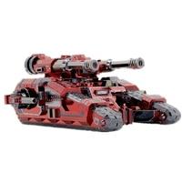 MMZ MODEL MU 3D Metal Puzzle Galaxy Craft Tank model YM N061 C educational DIY 3D Laser Cut Assemble Jigsaw Toys for kids gift