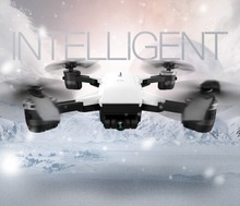 20M Mini Drone ELFIE WiFi FPV Quadcopter Foldable Selfie RC Drones With 720P Wide Angle HD Camera Altitude Hold RC Helicopter original wltoys rc helicopter with camera q626 b wi fi fpv 720p hd selfie drone altitude hold rc quadcopter rtf folded rc toys