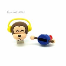 Monkey USB Flash Drive 4GB 8GB 16GB 32GB pen drive memory stick