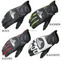 Free shipping Komine GK-170 motorcycle titanium sport glove Leather Glove Touch Screen casual riding gloves 4 color Size M L XL