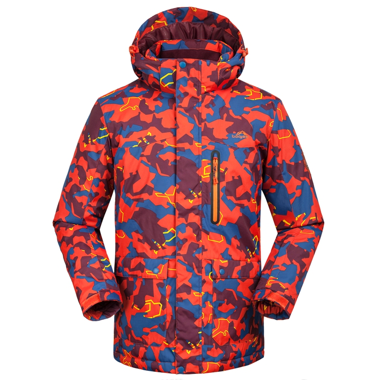 2019 Blue Good Quality Men Snow Sets Outdoor Sports Ski Suit Sets ... 9a64e44da