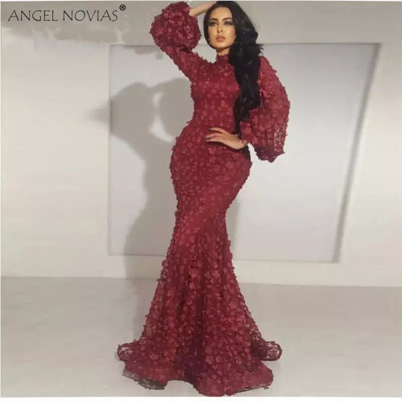 Ihram Kids For Sale Dubai: Aliexpress.com : Buy ANGEL NOVIAS Long Sleeves High Neck