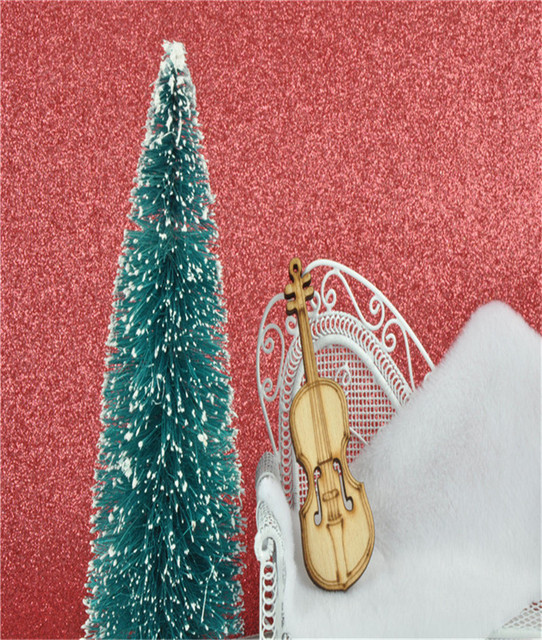 8 Meter 2014 High Grade Glitter Wallpaper For Party Decoration And Christmas