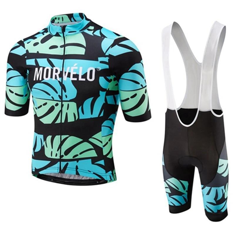 2019 Mens cycling jersey MTB bike Short sleeve Tops bicycle shirt Sports uniform