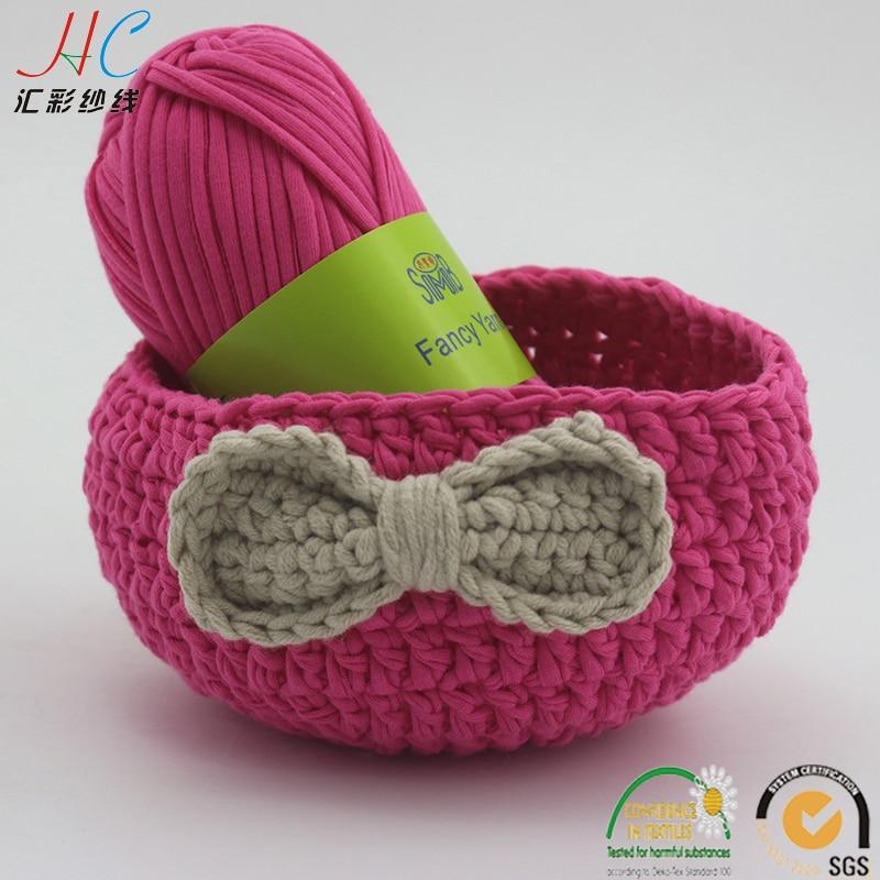 US $20 8  Jingxing oeko tex fancy ribbon yarn manufacturer, hand knitting  spaghetti yarn, 50g *20skeins hand craft 100 cotton T shirt yarn-in Yarn
