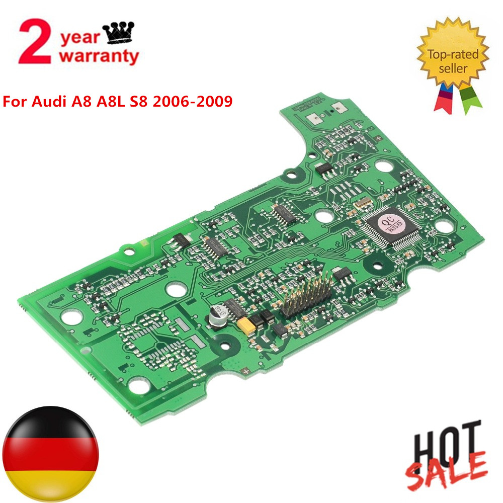 3g mmi control circuit board with navigation for audi a8 a8l s8 4e1919612 4e2919612b 4e2919612l 2006 2009 [ 1000 x 1000 Pixel ]