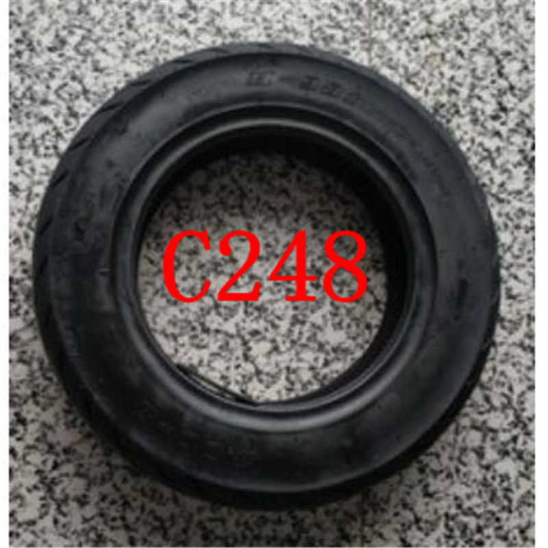3.00-8 Pneumatic Black CST Cheng Shin power wheelchair tire include inner tuber for power wheelchair or mobility scooter C248