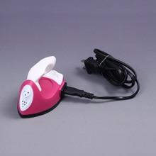 Милый мини электрический утюг портативный путешествия ремесло одежда швейные принадлежности DTT88