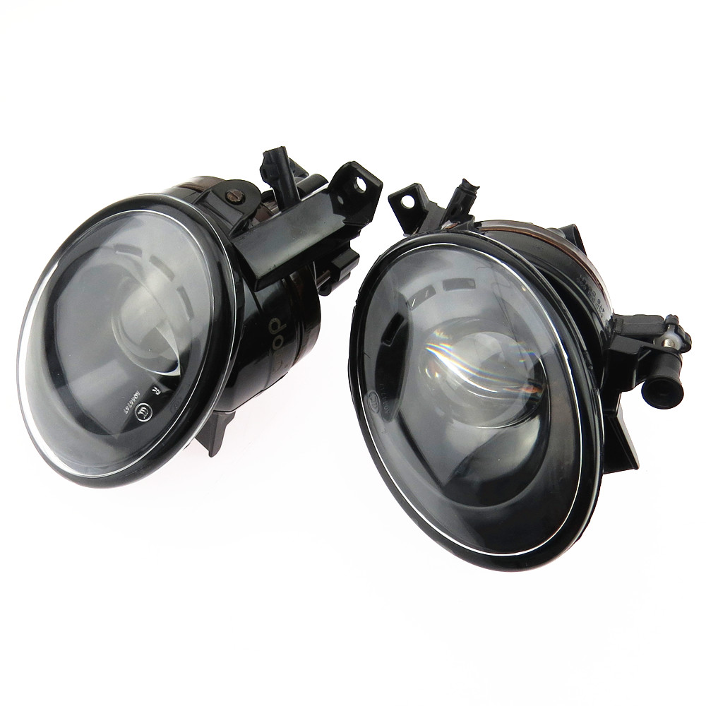 DOXA 1 Pair Front Left Right Fog Lamp For Golf 6 Plus MK6 Beetle Caddy Touran Tiguan Seat Alhambra 5KD941699 5KD941700 golf mk6 front lower clean led fog light lamp right left fit for vw jetta plus eos caddy tiguan touran 5k0 941 699 5k0 941 700