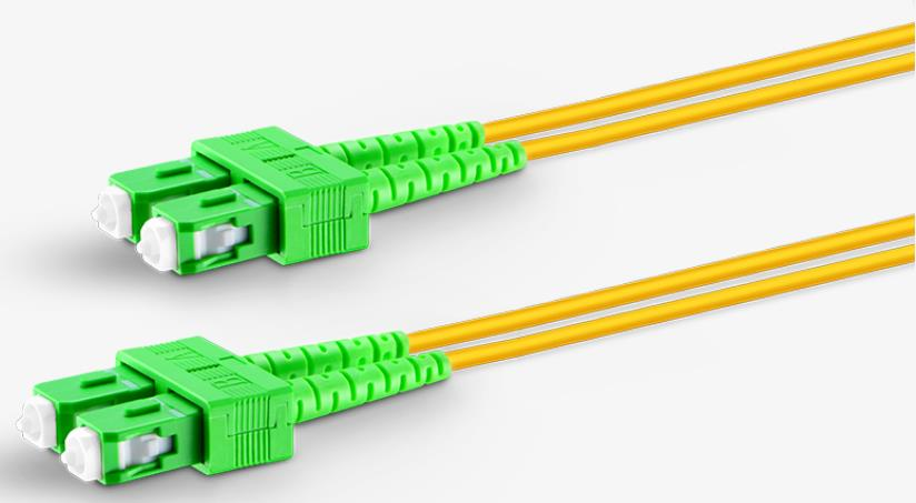 1 Mt 2 Mt Sc Apc Sc Apc G657a 2 Kerne Duplex Faser Patch Kabel, Jumper, Patchkabel Dinge FüR Die Menschen Bequem Machen