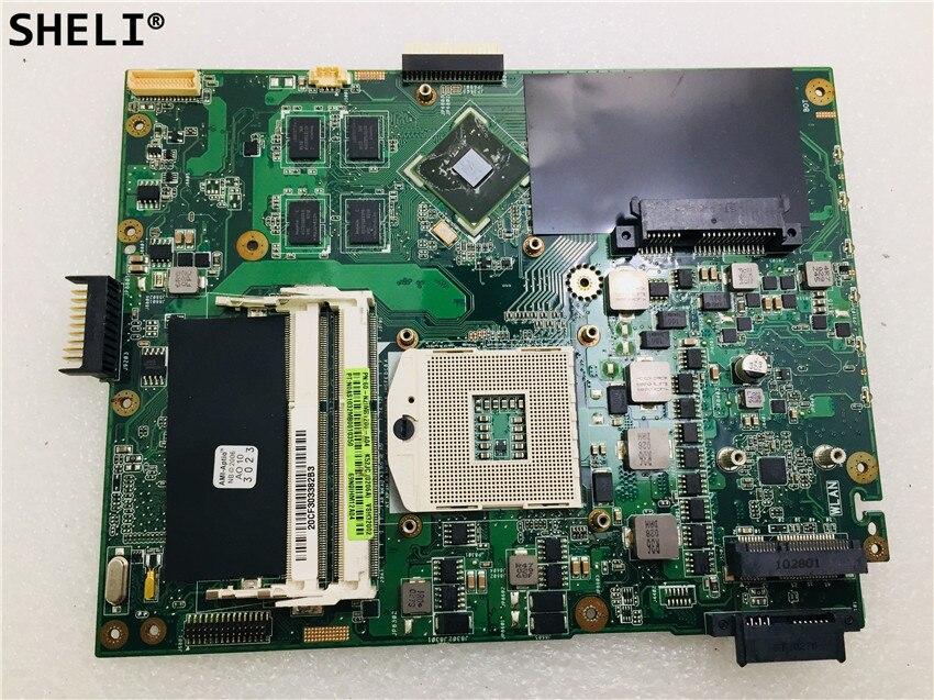 SHELI For  ASUS K52JR K52JT K52J A52J X52JC Laptop Motherboard with 310M 1GBSHELI For  ASUS K52JR K52JT K52J A52J X52JC Laptop Motherboard with 310M 1GB