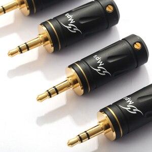 Image 5 - Hifi Mps Stegodon 3 Polen 3.5 Mm Audio 24K Vergulde Aux Plug 3.5 Connectors Jack Connector Plug Jack stereo Headset Voor 8 Mm