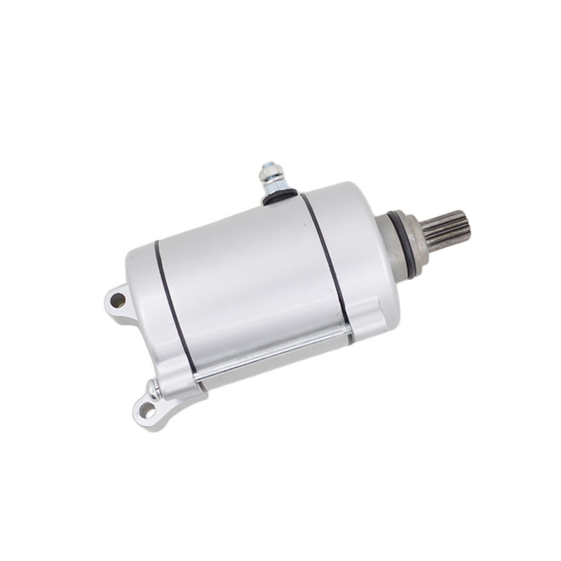 Motorcycle Engine Electric Starter Motor for 200cc 250cc Reversal Pit Dirt Bike Go Carts ...