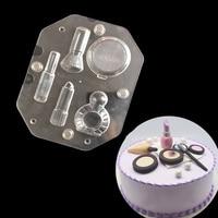 Make Up Tools Sample Plastic Fondant Cake Tools Cake Decorating DIY Molds Incidental Magnet In It
