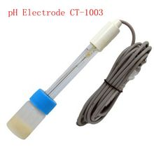 Wide Range Brand 0~14 Laboratory pH Electrode CT-1003 PH Composite Electrode With BNC Plug Suitable For 7/24 Use