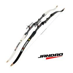 Sanlida TangZong Recurve Bogen Jagd Außenshotting Bogenschießen Bogen mit Sieben Farbe 66 68 70 und 18-40lbs