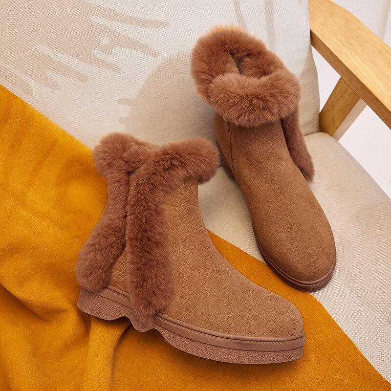 INOE Classico in vera pelle di pecora di lana di pecora