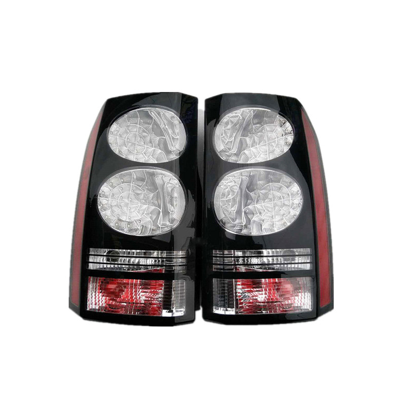 Car Change Of The Latest Taillights Dis Cov Ery4 Lan Dro Ver2014-2016 Rear Bumper Brake Light Rear Turn Lamp Black Bottom
