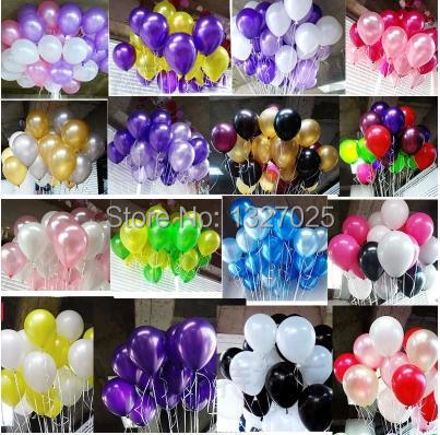 Buy latex balloon birthday party supplies for Balloon decoration for kids